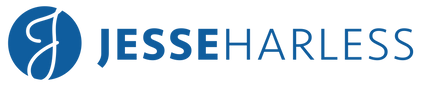 JesseHarless-Logo_Blue_Transparent.png