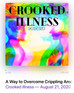 My interview with Crooked Illness Podcast host Paris Prynkiewicz