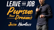 How To Leave Your Job and Pursue Your Dreams - Achieve Your Goals with Hal Elrod