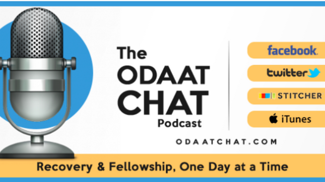"""The ODAAT Chat Podcast Episode 66 - Jesse Harless – Author of """"Smash Your Comfort Zone with Cold Sho"""