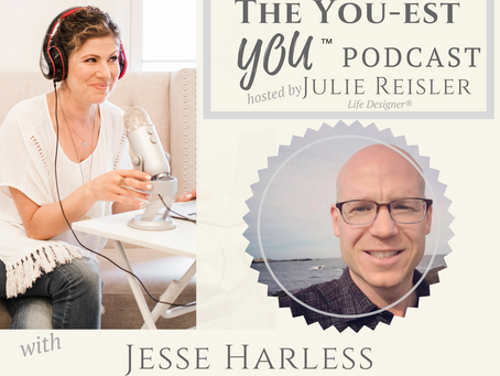 The You-Est You Podcast with Julie Reisler