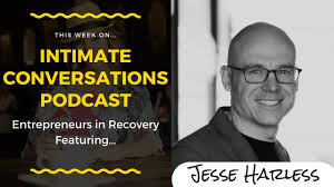 Jesse Harless | Intimate Conversations Podcast | Allana Pratt, Intimacy Expert