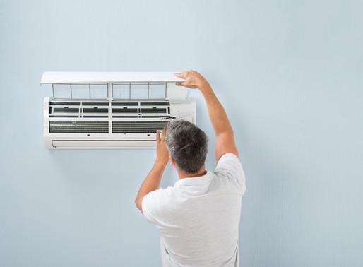 Consells bàsics per netejar i tenir preparat el teu aire acondicionat.