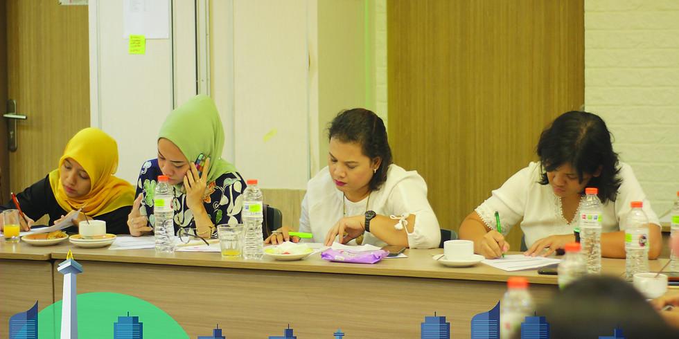 Lokakarya SOGIE SC untuk Layanan Kesehatan dan Formulasi Layanan Ramah GWL Muda