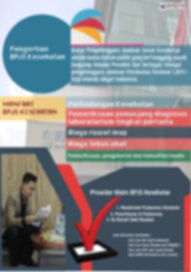 5. Pengertian BPJS Kesehatan & Manfaat B