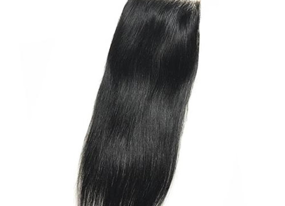 Flawless Mink Straight  Lace closure