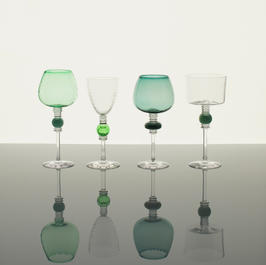 Italien Wine Glasses