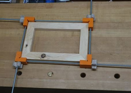 Making An ABS Frame Clamp
