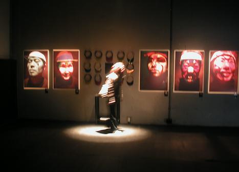 「武蔵野美術大学卒業制作展」@武蔵野美術大学/造形学部空間演出デザイン学科(東京)2003年