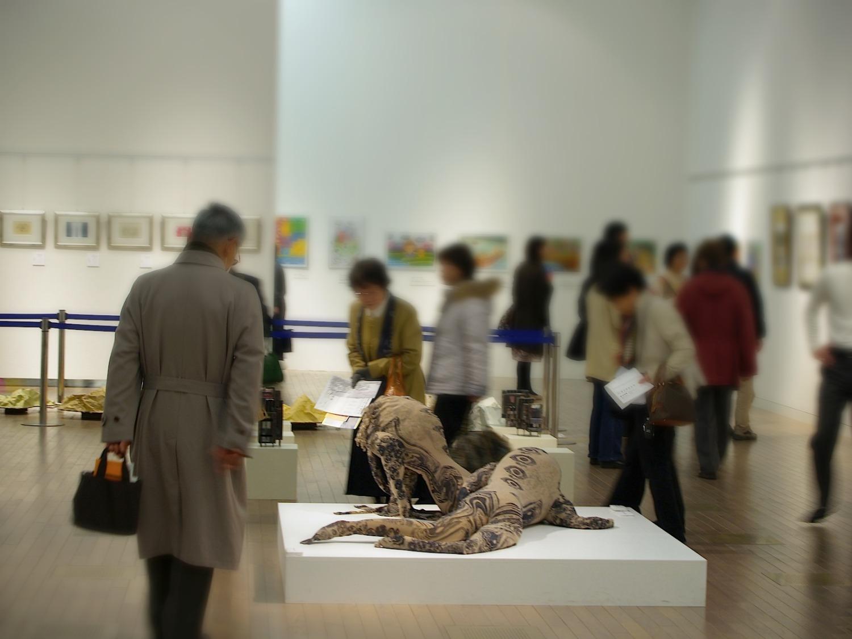 「国立新美術館 黒川紀章キーワードライブ展」