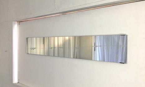 project of Eternal mirror 「うつらうつらと漲る」展 @HADA-Ka Studio(東京)2020年