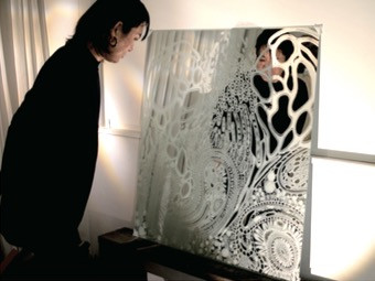 project of Eternal mirror 「The inner friends」展 @HADA-KA Studio(東京)2018年