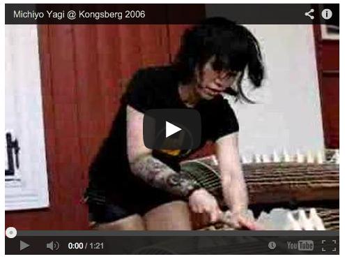 Michiyo Yagi @ Kongsberg 2006