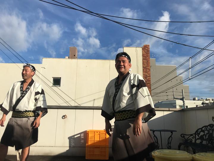 令和元年 阿波おどり、今年の四究連は豪華ゲストと共演!
