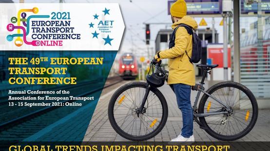 ETC 2021: Global trends impacting transport (GTiT)