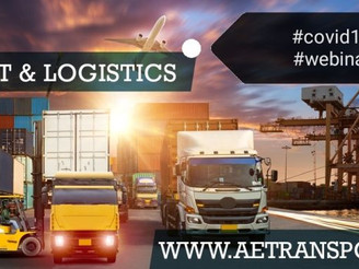 Freight and Logistics Webinar - Join the Debate
