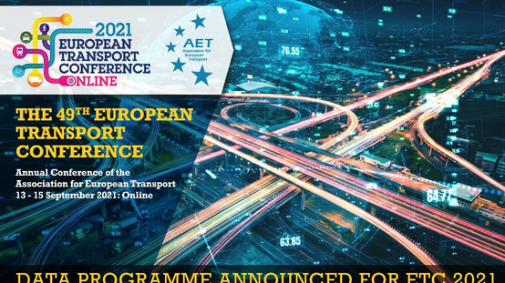 ETC 2021: Data Conference Programme