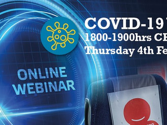 AET Covid-19 Webinar: Covid-19 & Public Transport in Europe - Moving Forward