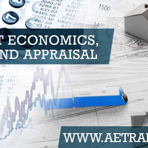 ETC 2020 Online: Transport Economics, Finance and Appraisal programme