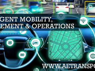 ETC 2020 Online: Intelligent Mobility, Management and Operations programme