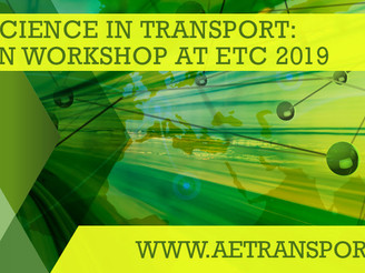 BE OPEN Workshop – Open Science in Transport: challenges and way forward