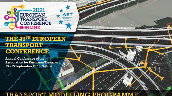 ETC 2021: Transport Modelling Programme