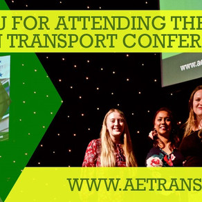 2019 European Transport Conference