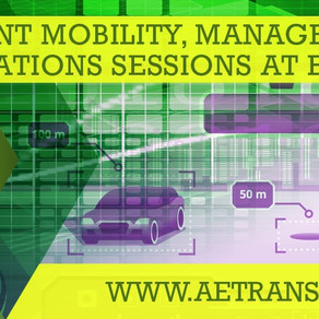 Programme Stream announced for Intelligent Mobility, Management and Operations