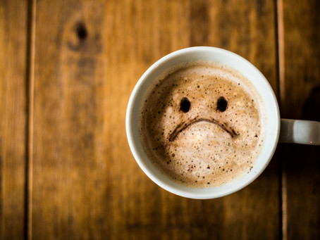 I accidentally stopped drinking coffee... and maybe this is why?