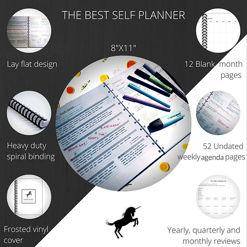 The Best Self Planner