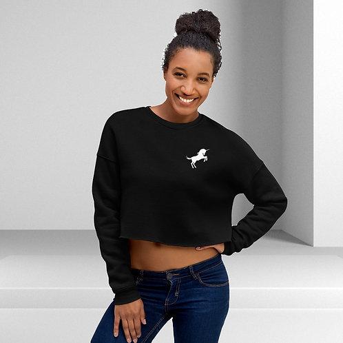 Women's Cropped Sweatshirt | Bella + Canvas 7503