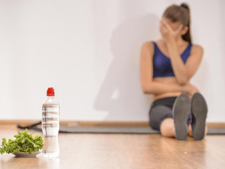 Losing weight should not feel like self-punishment