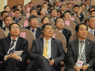 В МГУ прошел форум ректоров вузов России и Китая.