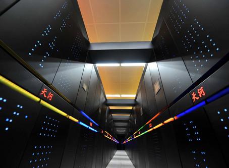 Китайский суперкомпьютер вновь признали самым мощным в мире!
