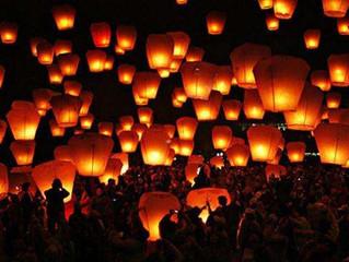 Завтра завершается празднование китайского нового года!