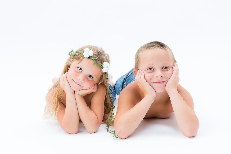 portrait enfants - MI Studio Photography