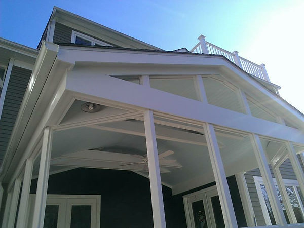 Exterior Painter Annapolis Maryland