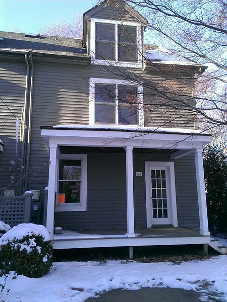 Exterior House Painter Annapolis Maryland
