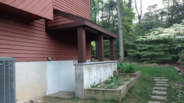 Exterior Painting, Annapolis, Maryland
