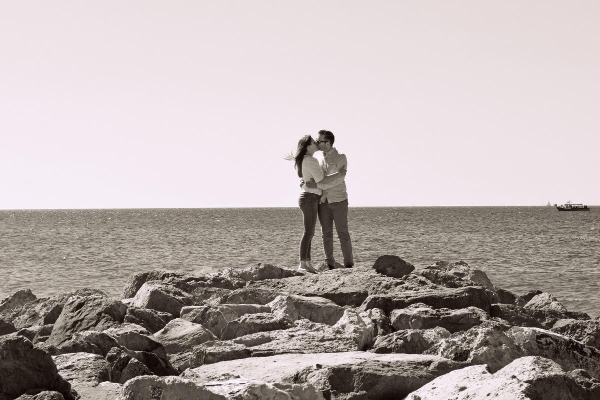 Photographe Couple Montpellier