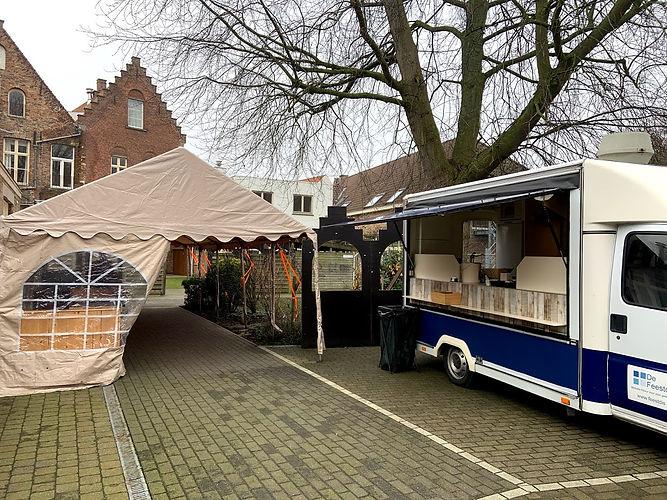 Frietjes mobiel in Oostkamp