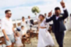 Mariage rock et boheme sur la plage-073.