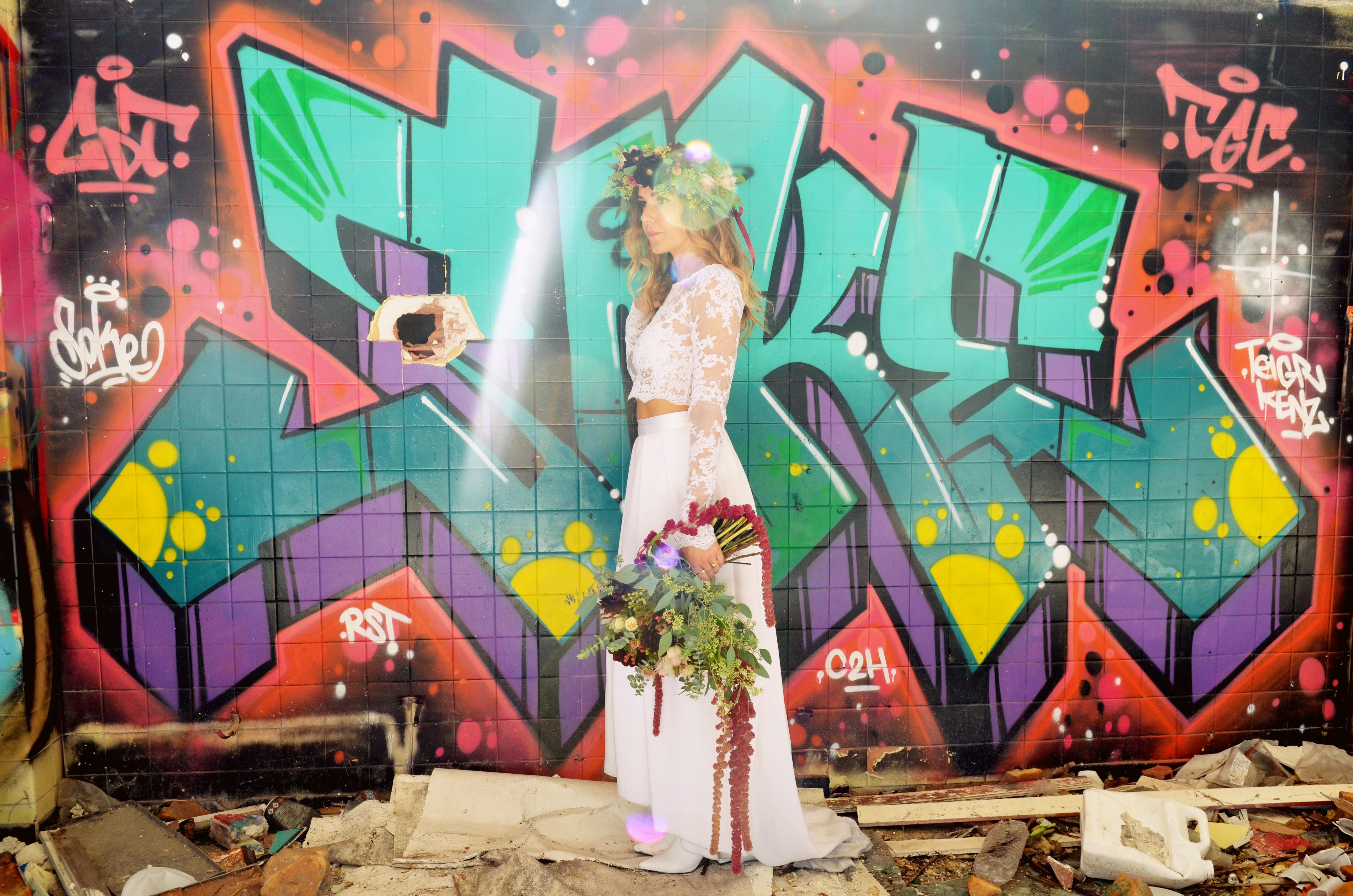 Urbex Trash The Dress Montpellier-034