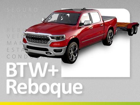 BTW + Reboque: nossa capacitação já aprovada pelo mercado com um módulo exclusivo para reboques