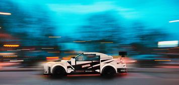 Jeremy Berberette - The Fast Lane