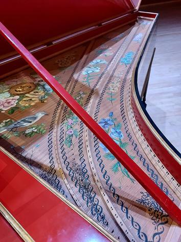 Ann Hopkins - Harpsichord