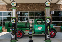 Bob Kovach - Gas Pumps