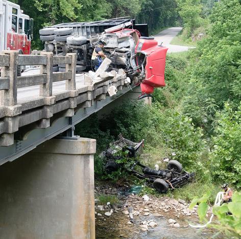 Eben Ostby - Wreckage at Buffalo Creek
