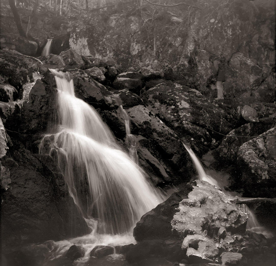 Eben Ostby - The Secret Waterfall