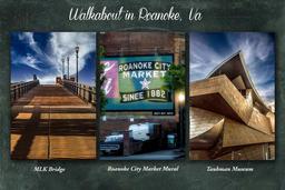 Chuck Almarez - Roanoke Walkabout